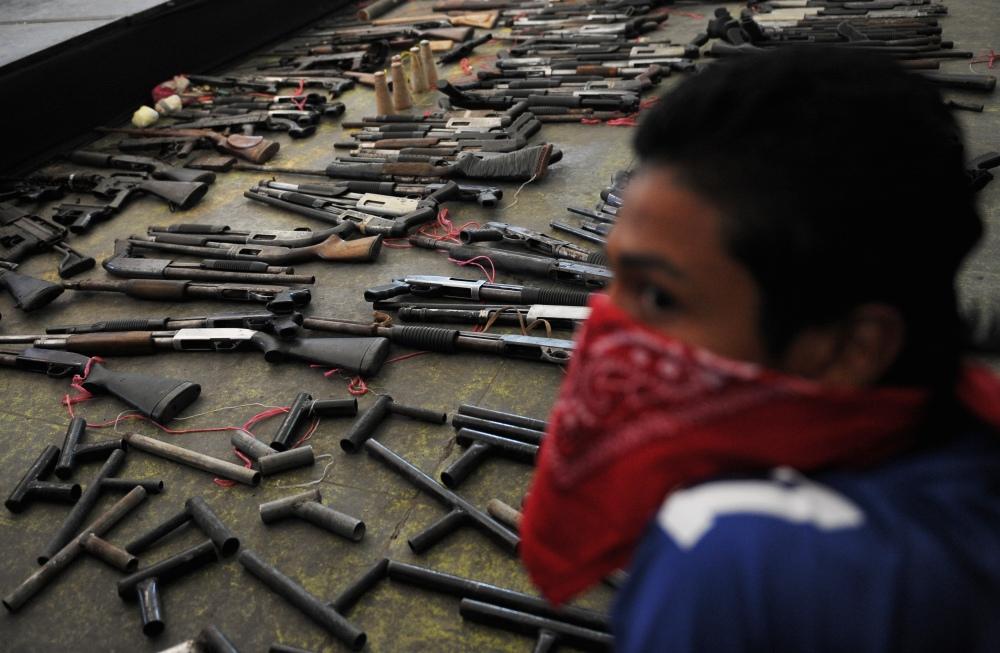 EL SALVADOR-GANGS-TRUCE
