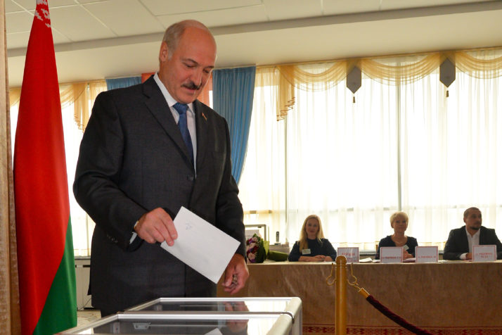 BELARUS-POLITICS-PARLIAMENT-ELECTION