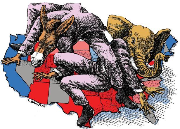 gerrymandering-usa-elezioni-democratici-repubblicani-governatori-camera-rappresentanti-fronde-truccato-polaizzazione-seggi-sfida