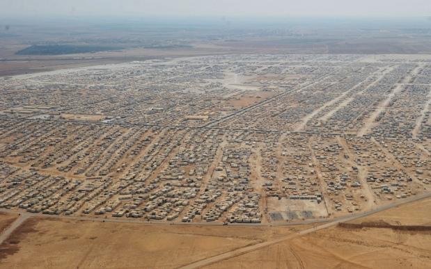 CORRECTION-JORDAN-US-SYRIA-REFUGEES-KERRY