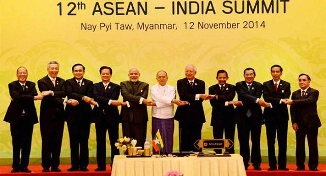 India - ASEAN - Modi - strategia - politica estera - Act East - regione - Relazioni internazionali