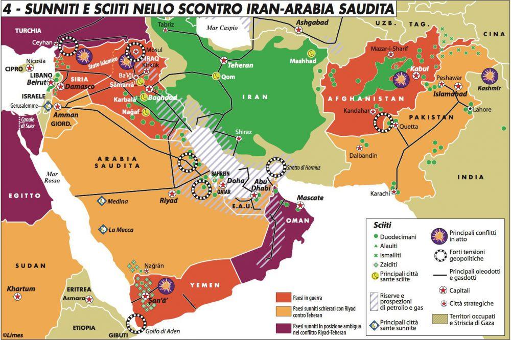 Sunniti-e-sciiti-Iran-Arabia-Saudita-Declich-317-e1490894455177