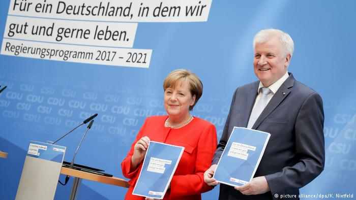 Angela Merkel-Germania-CDU-Elezioni-governo-eu-manifesto