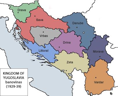 2. kingdom of jugoslavia