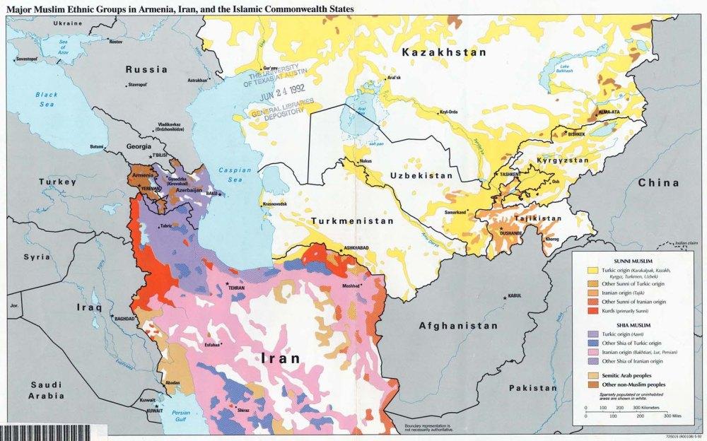 Muslim-in-Armenia-Iran-Turkmenistan-Uzbekistan-Tajikistan-Kyrgyzstan-1992